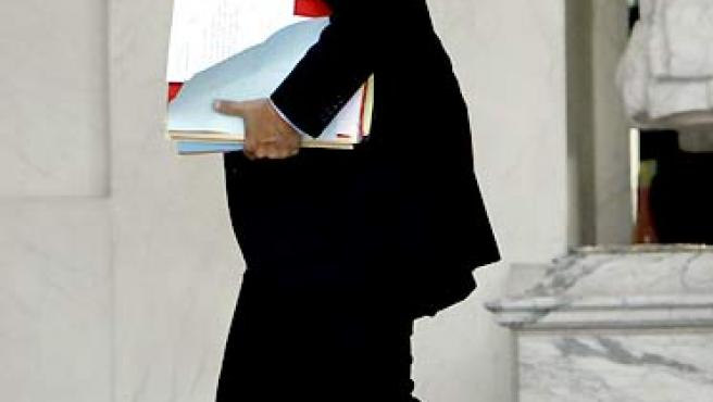 El presidente francés, Nicolas Sarcozy. (REUTERS).