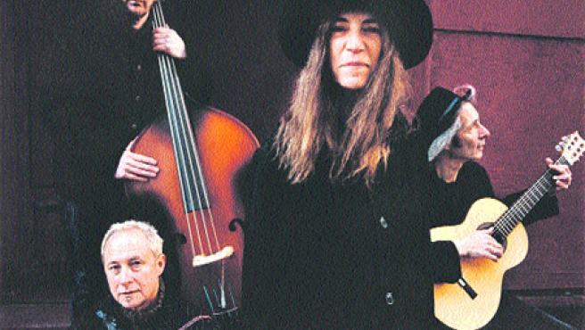 La poetisa del punk-rock, Patti Smith, marcará sin duda uno de los puntos álgidos del Festival Primavera Sound (Archivo).