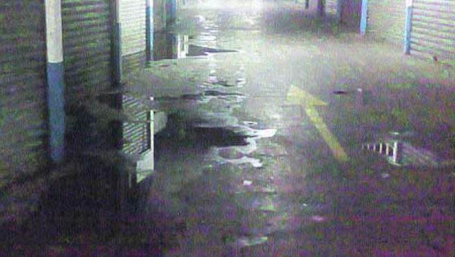Reparar un aparcamiento subterráneo en el Carmen de Santutxu.