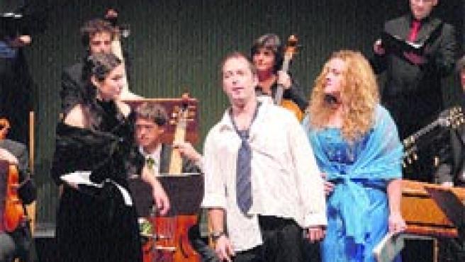 La Orquesta Barroca de Sevilla ya representó este programa en la capital andaluza.