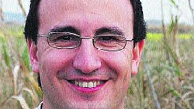 Rubén Ramos nació en Zaragoza hace 34 años.