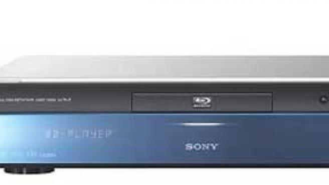 Reproductor de Blu-ray BDP-S300 de Sony.