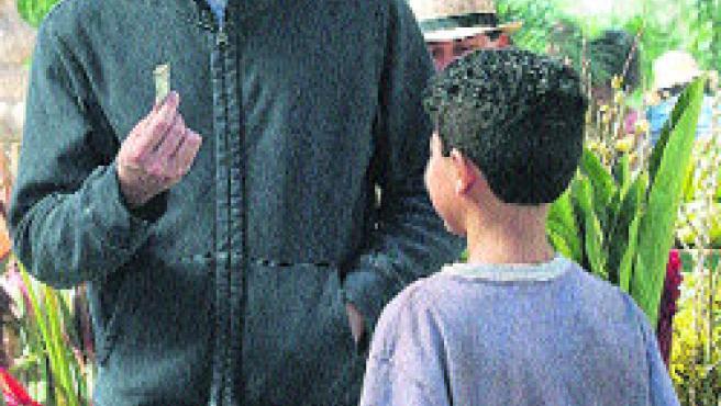Michael Scofield (Wentworth Miller) en un trance de la serie. (La Sexta)
