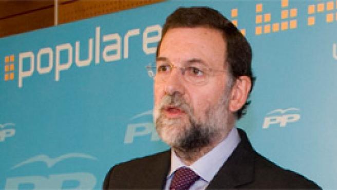 Mariano Rajoy. EFE/Adrián Ruiz de Hierro.
