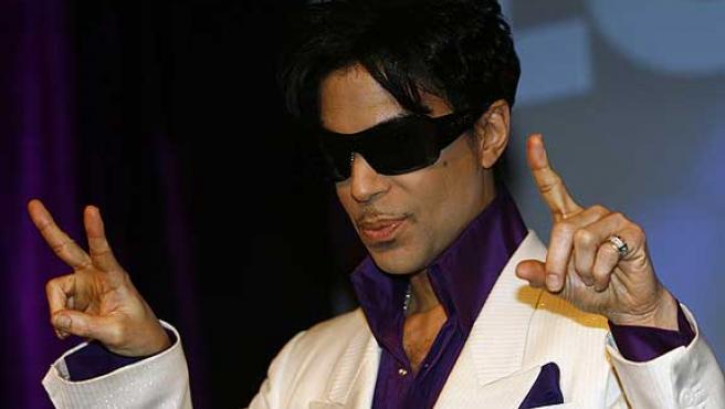 El cantante estadounidense Prince (Reuters).