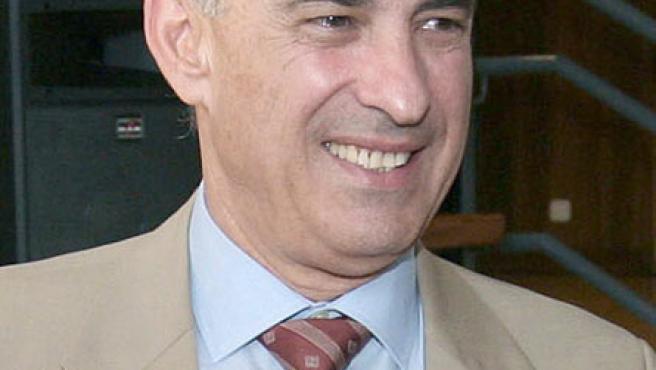 El alcalde de Torrelodones, Carlos Galbeño.