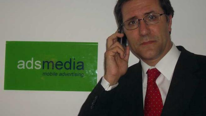 Xavier Buyse, de ADS Media.