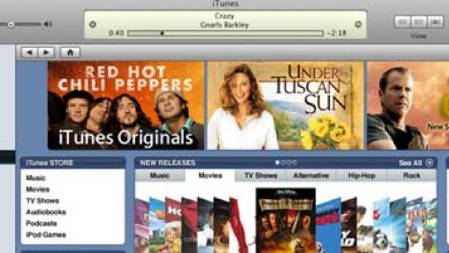 iTunes Store, de Apple