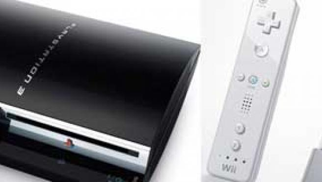 PS3 vs. Wii.