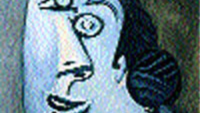 Un Picasso de la muestra.(F.P.)