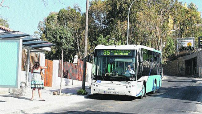 La instalación de gas cortará el paseo Calvo Sotelo esta semana (M.M.)