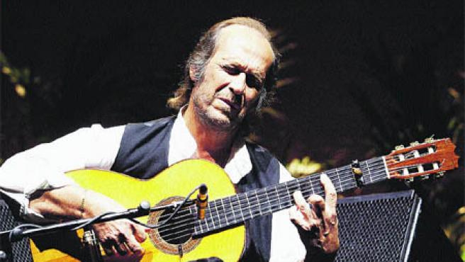 El gaditano Paco de Lucía inaugurará tanto el Festival de Guitarra como el Teatro de la Axerquía.