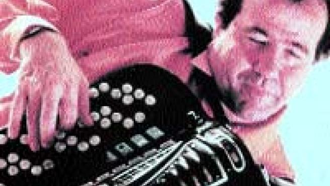 El acordeón de Galliano lo ha convertido en todo un referente.