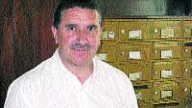 Santiago Atienza.