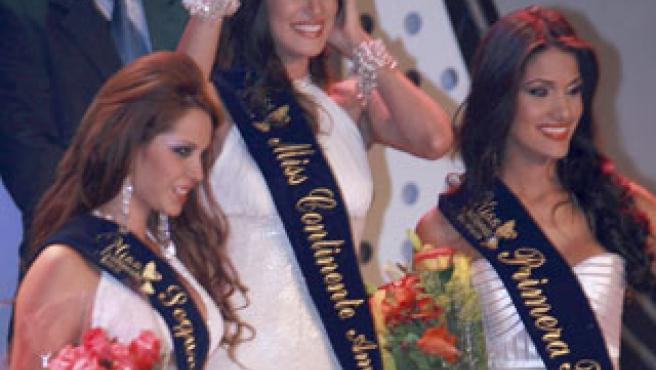 Miss Continente Americano, Marianne Cruz. (EFE).