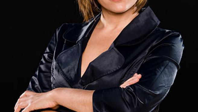 Eva Perales es uno de los jurados de 'Factor X'.