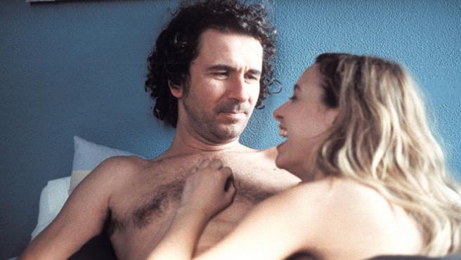 Guillermo Toledo, en una escena de 'El otro lado de la cama'