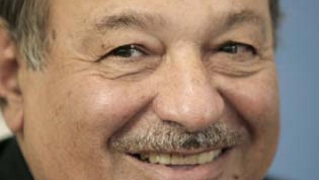 Carlos Slim, el magnate mexicano que ha superado a Bill Gates como el hombre más rico del mundo. (Reuters)