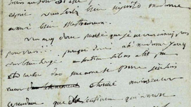 Cartas de Napoleón a Josefina