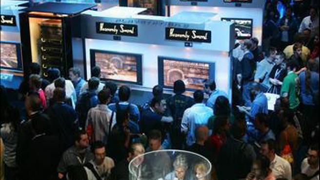 Fotografía del E3 2006.