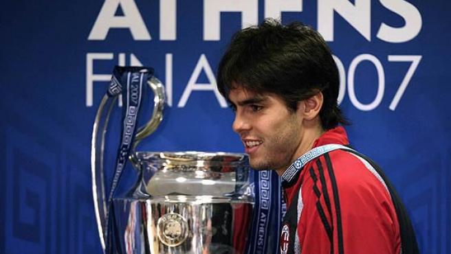 Kaká, en una imagen de archivo.