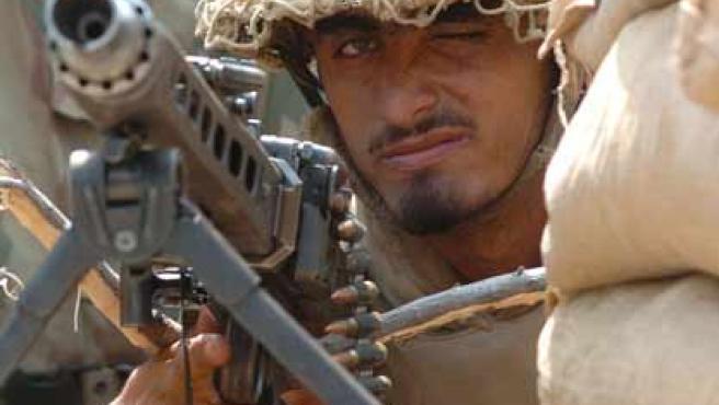 Los radicales islámicos atrincherados se niegan a rendirse. (EFE/ T. Mughal)