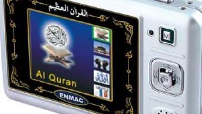 Corán digital. (Foto: Iqrashop.com )