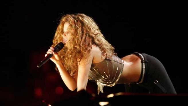 Shakira, una colombiana de armas tomar.