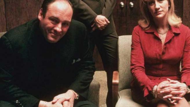 Protagonistas de 'Los Soprano'. (ARCHIVO)