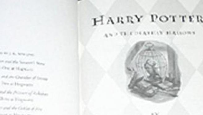 Copia Pirata de Harry Potter an the Deathly Hallows