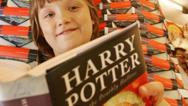 Última entrega de la saga de Harry Potter.