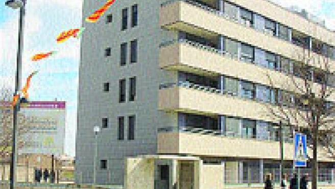 El número de viviendas libres que empezaron a construirse en el primer trimestre de 2007 fue de 146.754.