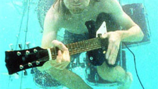 Kurt Cobain, el fallecido líder de Nirvana. (Archivo)