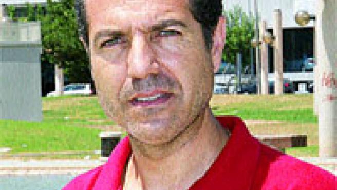 Rafael Ayllón es murciano, del barrio del Infante.