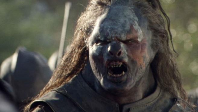 Uruk Hai de El Señor de los Anillos.