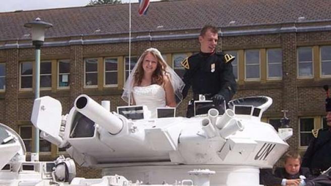 Tanklimo te ofrece la posibilidad de celebrar una boda única. (TANKLIMO.COM)