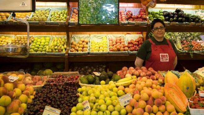 Las frutas y verduras ayudan a prevenir el cáncer.