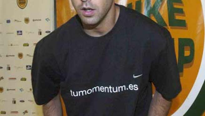 El jugador del FC Barcelona, Juan Carlos Navarro, en una imagen de archivo. (EFE)