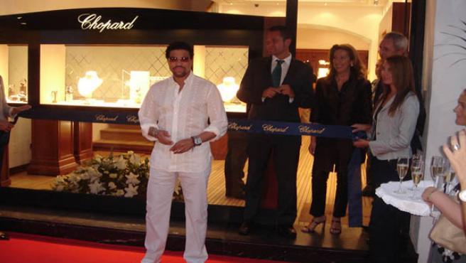 El estilo Chopard ya está presente en Marbella, escaparate internacional de la moda.