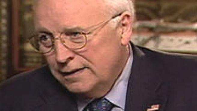 Cheney, en CNN.