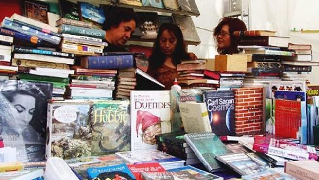 Feria del Libro de Madrid.
