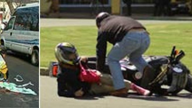 En noviembre se pondrá en marcha el plan de seguridad vial para motos