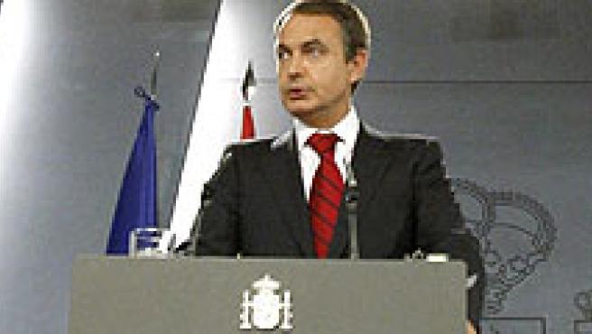 Zapatero (AGENCIAS).