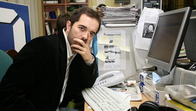 Mariano Alameda (Foto: Sergio González).