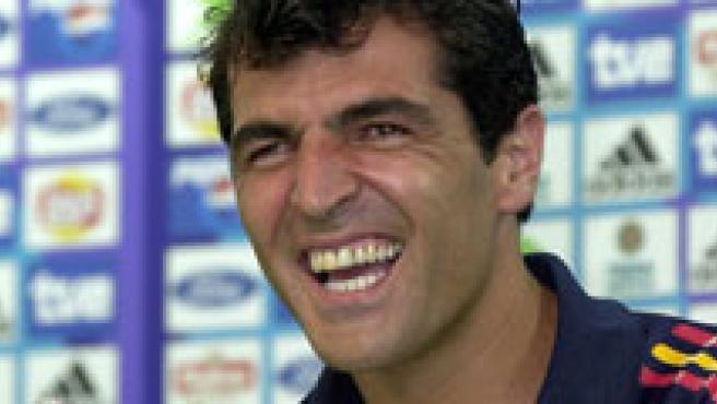 Una imagen de archivo del ex futbolista del Mallorca, del Barça y de la selección española, Miguel Ángel Nadal.