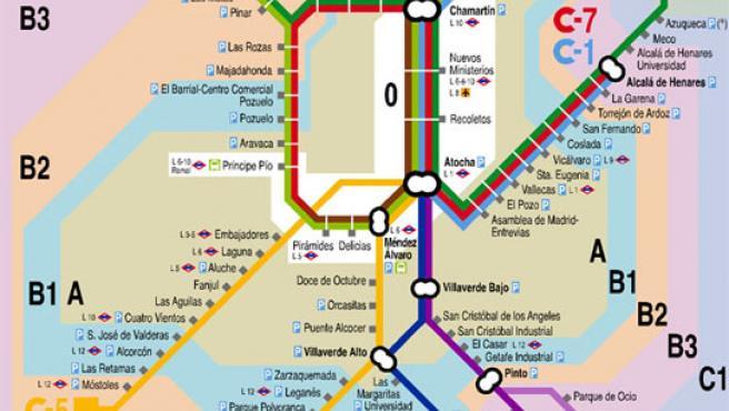 El túnel que enlaza Atocha y Chamartín permanecerá cerrado entre el martes 7 y el 27 de agosto.