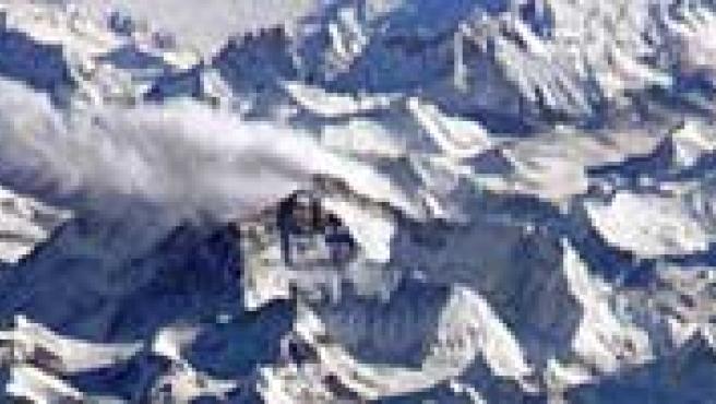 La cordillera del Himalaya. (ARCHIVO)