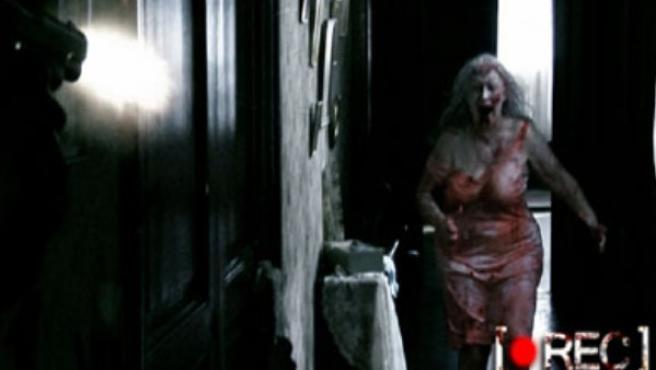 'Rec' es el nuevo y terrorífico film de Jaume Balagueró y Paco Plaza.