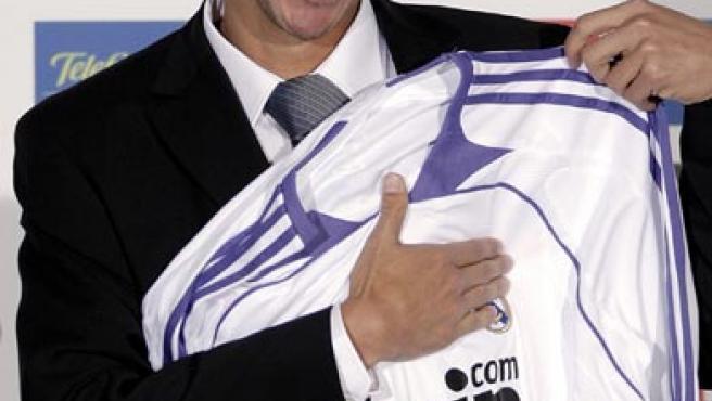 Pepe, el fichaje más caro del Real Madrid esta temporada. (Reuters)