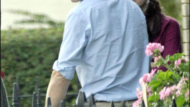 El príncipe Guillermo y Kate Middleton en una imagen de archivo del pasado noviembre.